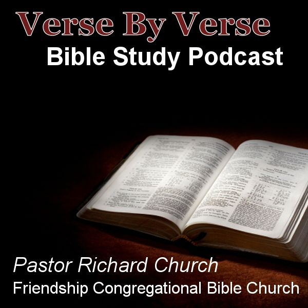 Verse By Verse Bible Study Podcast